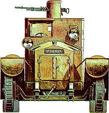 Minerva Armored Motor Car