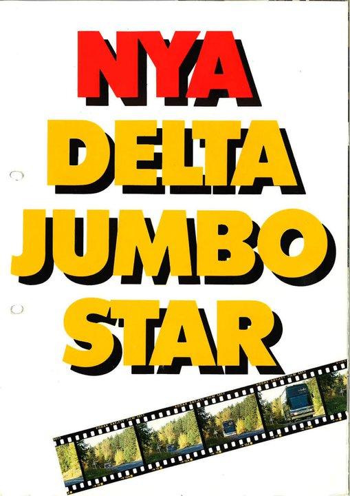 Nya Deltaplan Jumbo Star