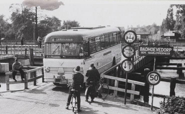 SB-42-46 autobus (bus nr. 18) van Maarse en Kroon