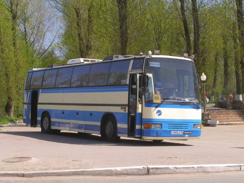 Scania K112CLB Delta Star 50