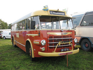 Scania Vabis bus