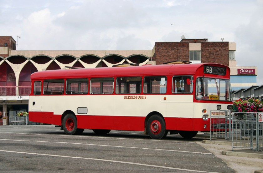 St. Helens AEC Swift-Marshall, EDJ 244