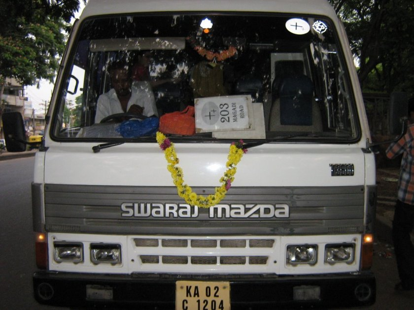 swarajmazda