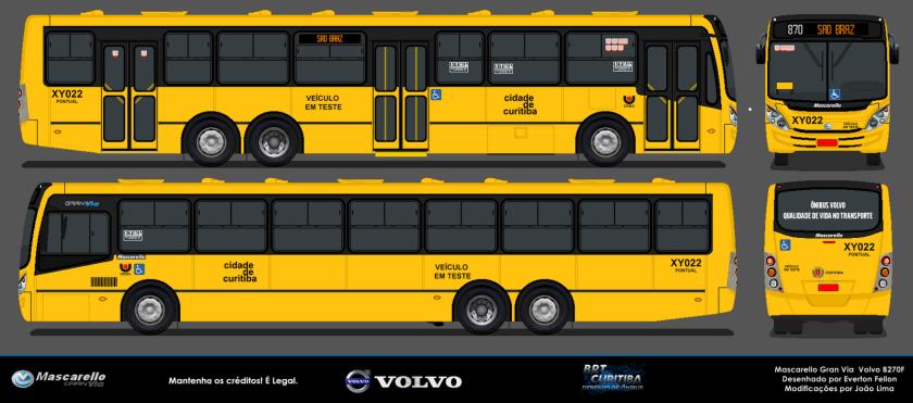 VOLVO B270F 6X2 – MASCARELLO GRAN VIA