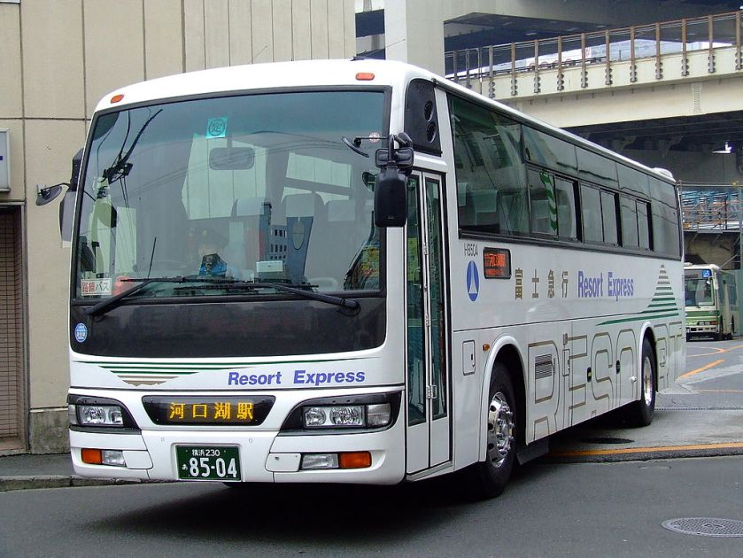 01 Nissan Diesel Space Arrow