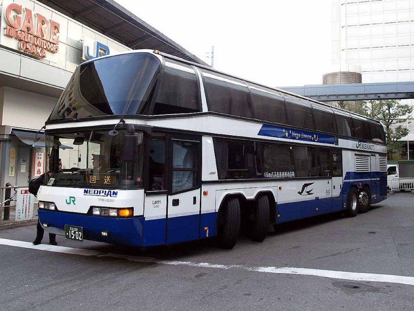 05 JR Bus Kanto Neoplan Megaliner