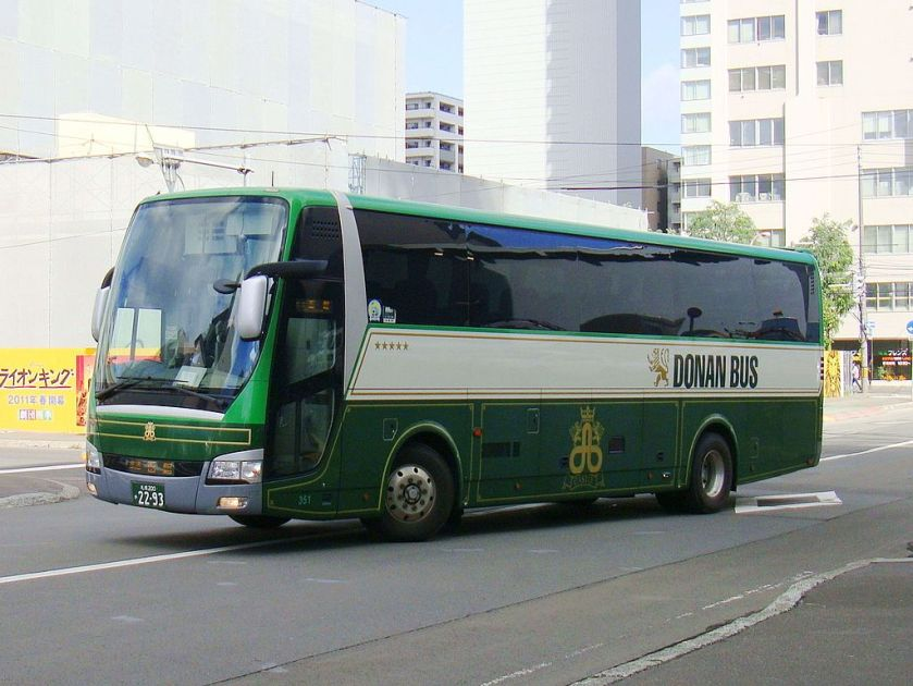 12 Dōnan bus S200F 2293