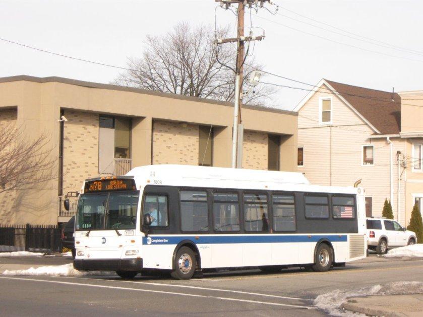 13 2010 MTA Long Island Bus Orion VII Next Generation