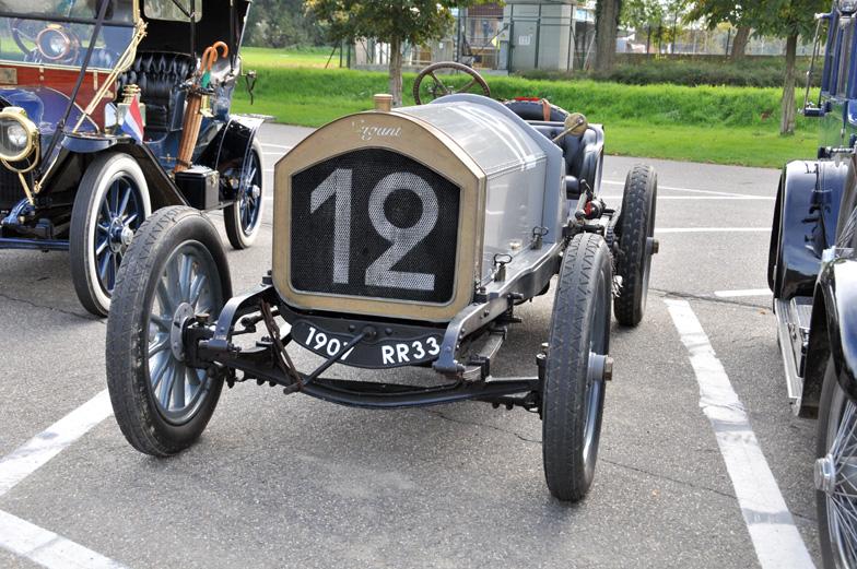 1907 Nagant Monte Carlo