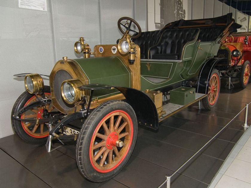1908 NAG Car 1