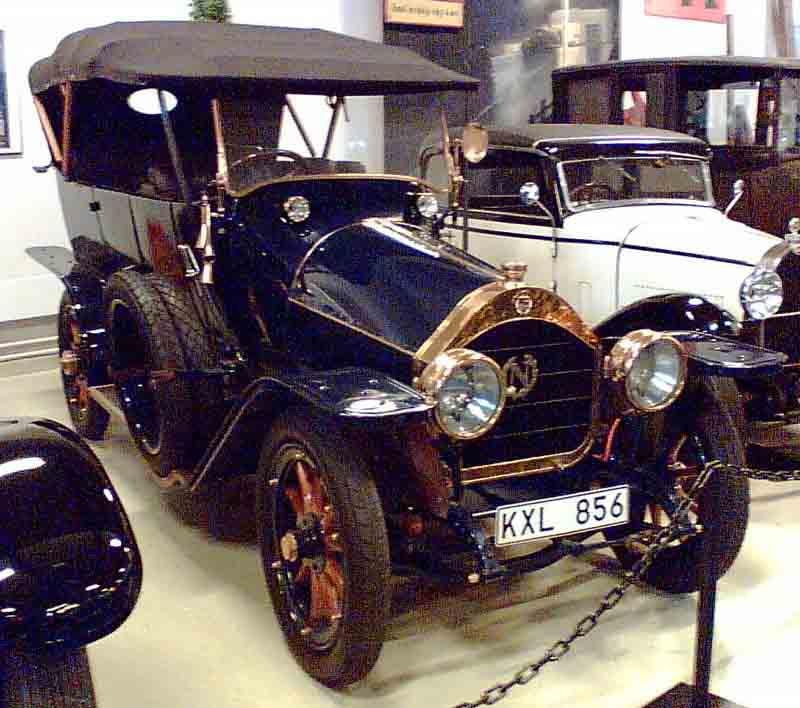 1910 Nagant Phaeton