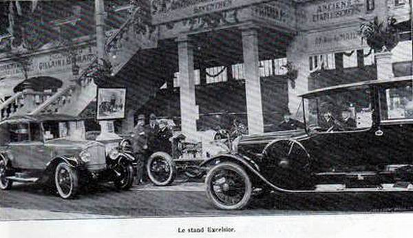 1921 Autosalon de Bruxelles d