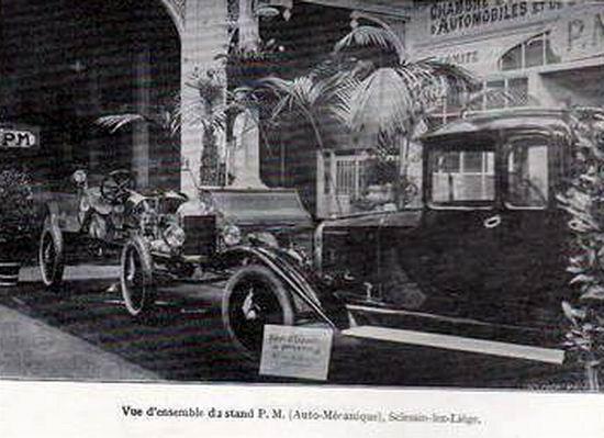 1921 Autosalon de Bruxelles e1