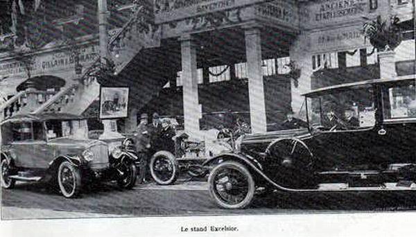1921 Autosalon de Bruxelles f1