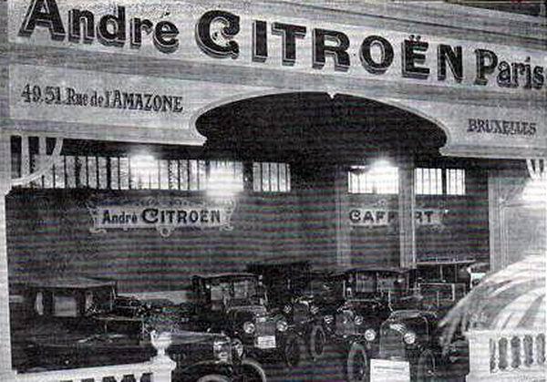 1921 Autosalon de Bruxelles g1