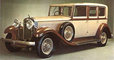 1921 Hispano-Suiza H6B