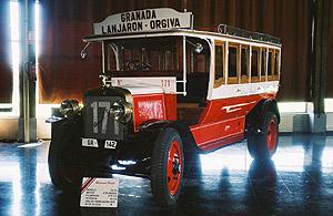 1922 Hispano Suiza  30-40  R Spanje