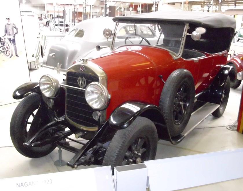 1923 Nagant