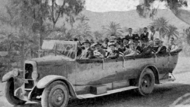 1925 Panhard & Levassor 16CV Char-à-Bancs
