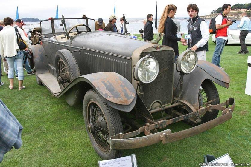 1926 Hispano Suiza