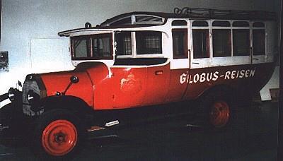 1928 Lancia   Auwärter Aufbau