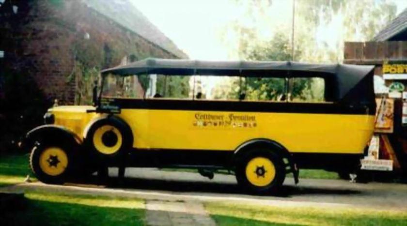 1929 DUX NAG Z 4 3180 cc a