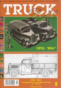 1930-45 truck profile 2 opel blitz 1