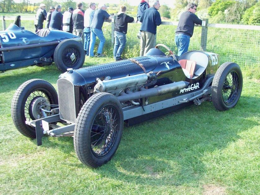 1930 Hispano-Amilcar Special  11760cc