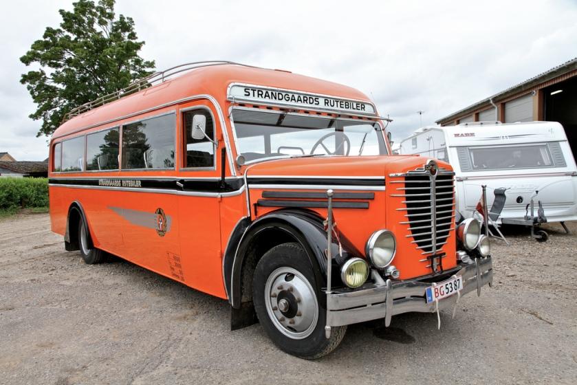 1930 Nag Büssing Imperator-Carr DAB Silkeborg- Chevrolet 6 cyl Denmark 1930 a