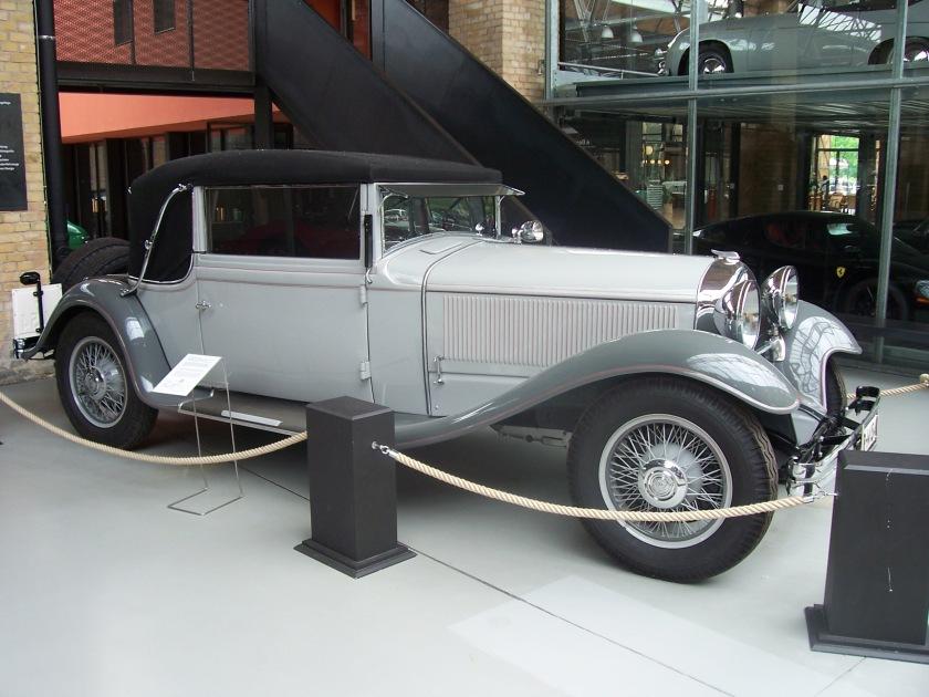 1930 NAG Protos Typ 14