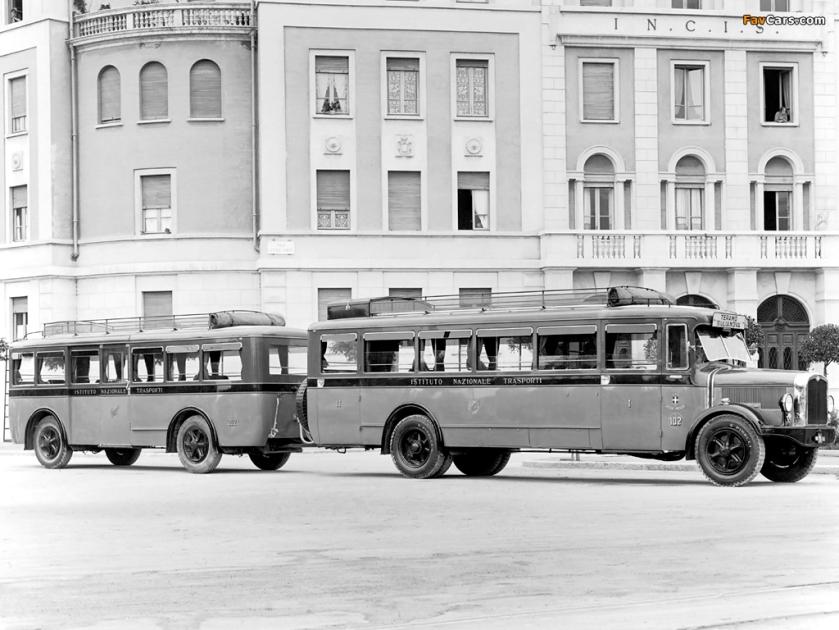 1930 OM 5 BODPL