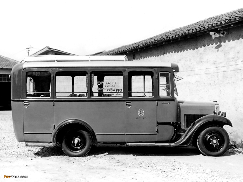 1930 OM 665 F1