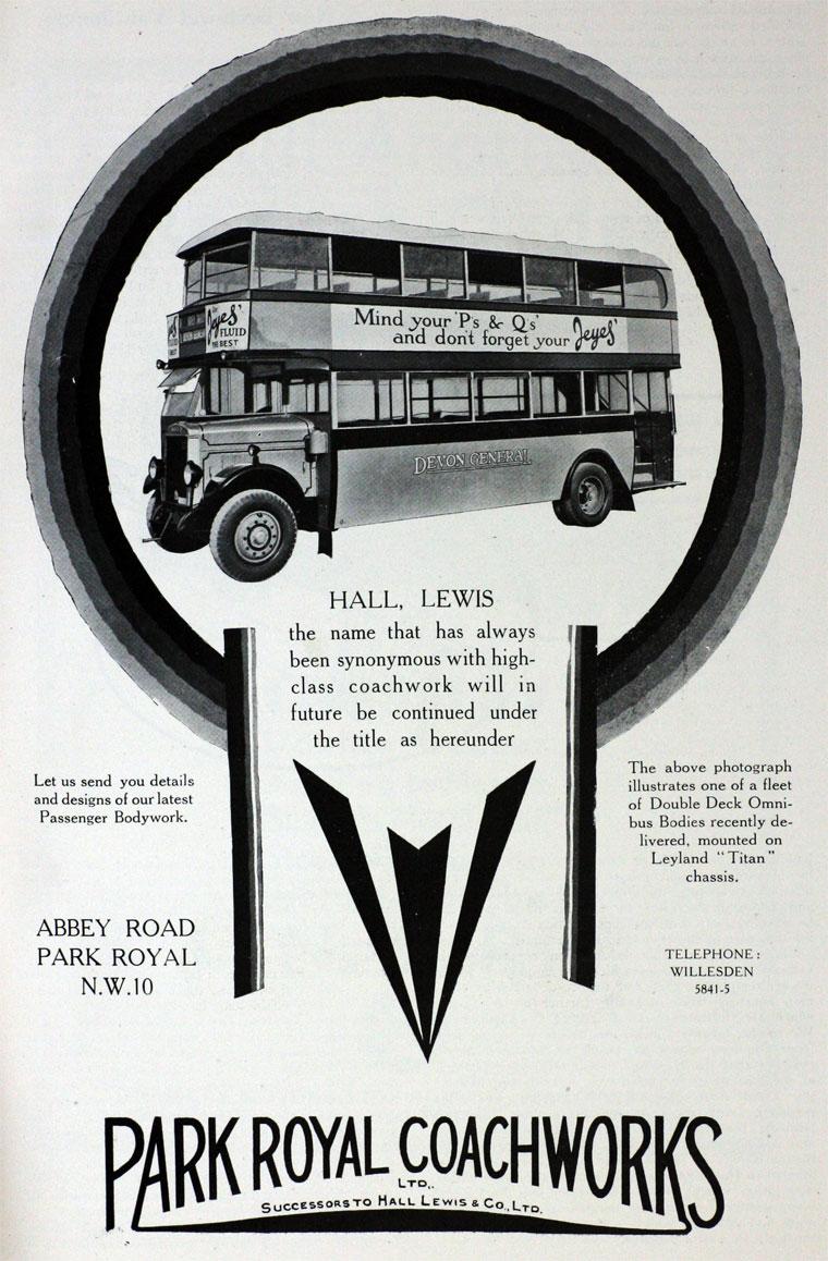 1930 Park Royal