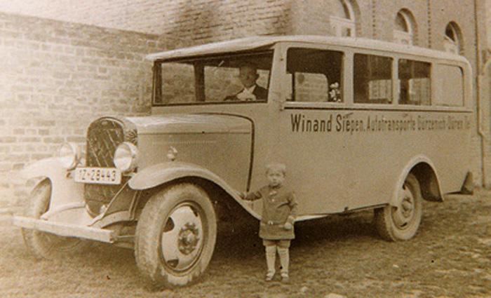 1931 Opel Blitzbus 61