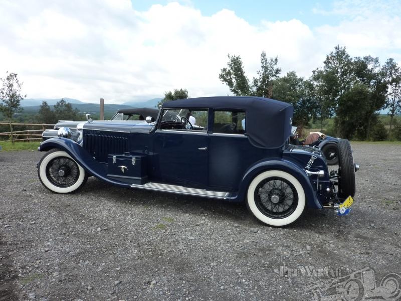 1932 Hispano-Suiza (E) T56 BIS LABOURDETTE