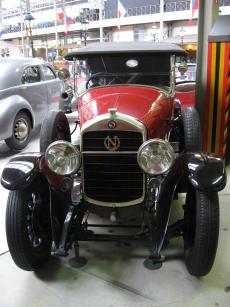 1932 Imperia 7 25hp 4cyl 1900cc Nagant with D'leteren bodywork is a sports tourer