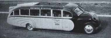 1932 Opel Blitzbus Ludewig Bros