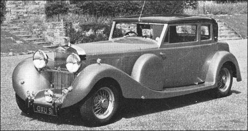 1933 Hispano suiza j12 68