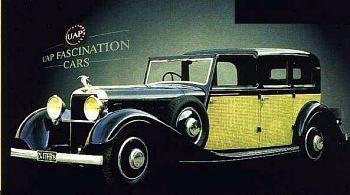 1933 hispano suiza k6