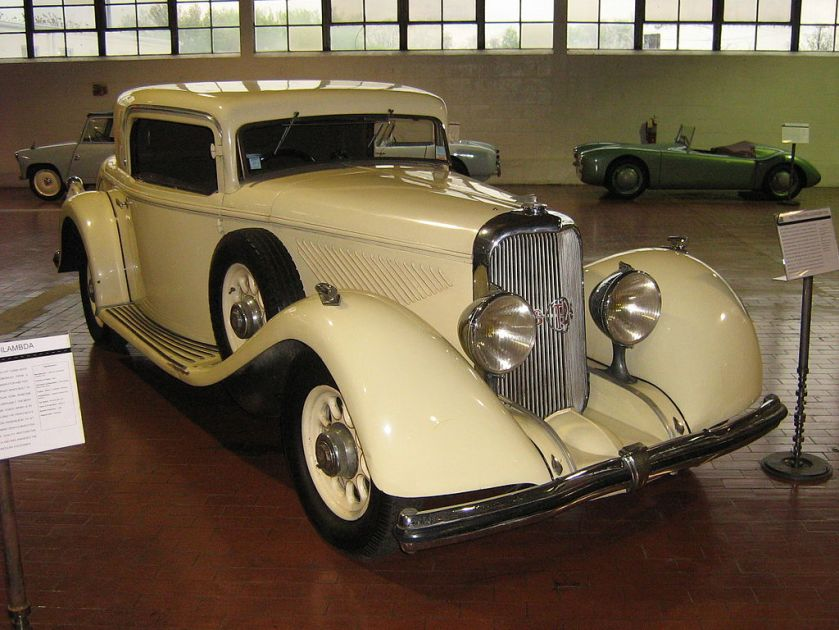1933 PanhardLevassorX74