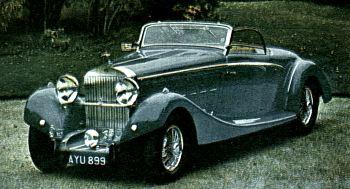 1934 hispano suiza 12cyl cabrio