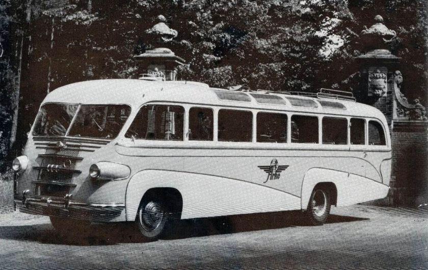 1934 Opel Arke Opel+v Rooijen