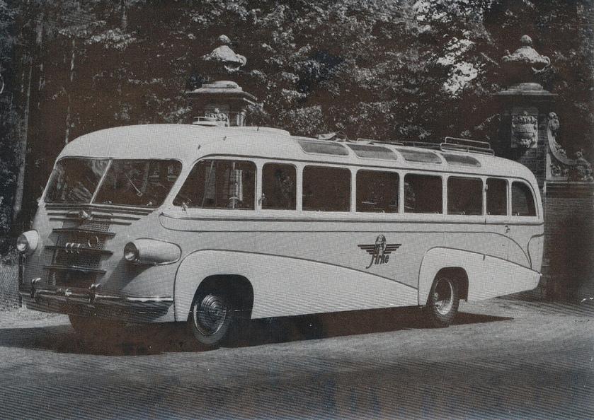 1934 Opel carr. Van Rooijen