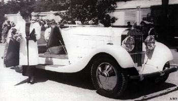 1935 hispano suiza k6 cabriolet by antem