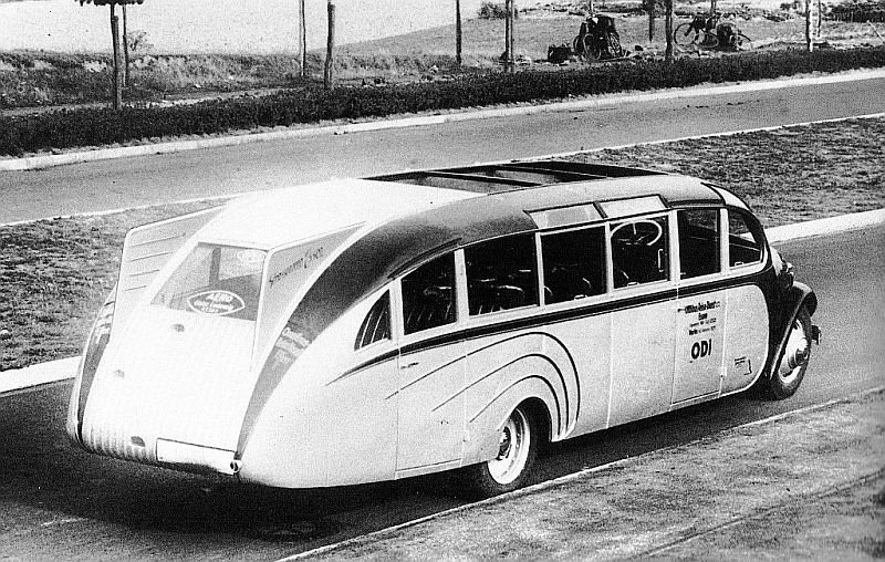1935 Opel Blitz by Ludewig Bros