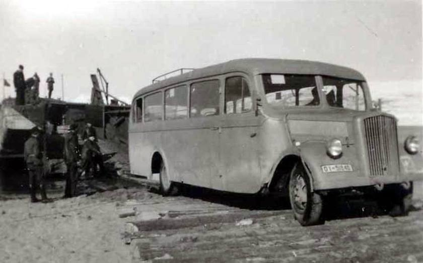 1935 Opel Blitzbus35 civy-on-woodstreet