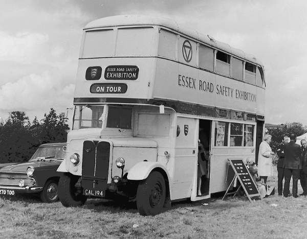 1936 AEC Regent Park Royal
