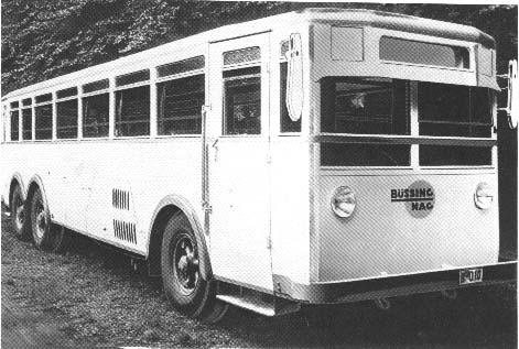 1936 Büssing-NAG 650T