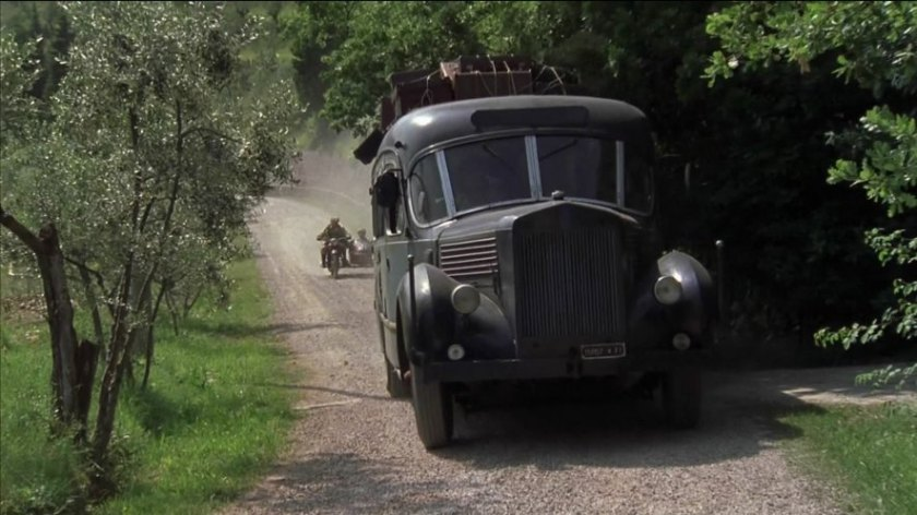 1936 Fiat 635 RNL Orlandi a