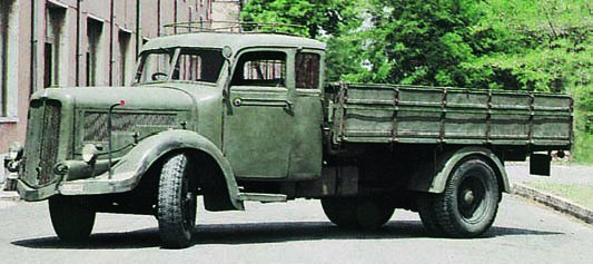 1937 ОМ Titano